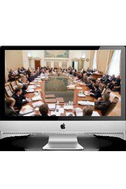 virtuele aandeelhoudersvergadering
